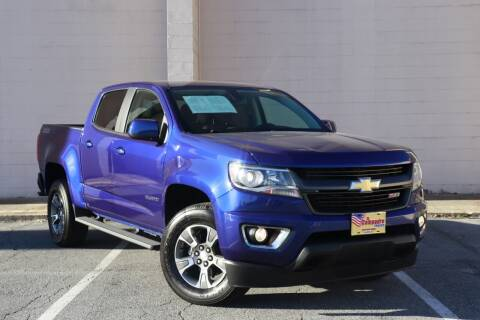 2017 Chevrolet Colorado for sale at El Compadre Trucks in Doraville GA