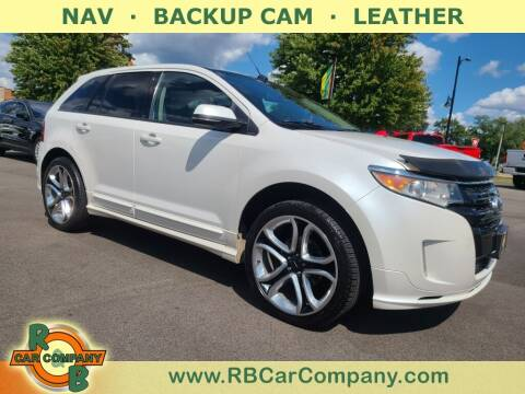 2014 Ford Edge for sale at R & B Car Company in South Bend IN
