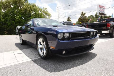 2013 Dodge Challenger for sale at Grant Car Concepts in Orlando FL
