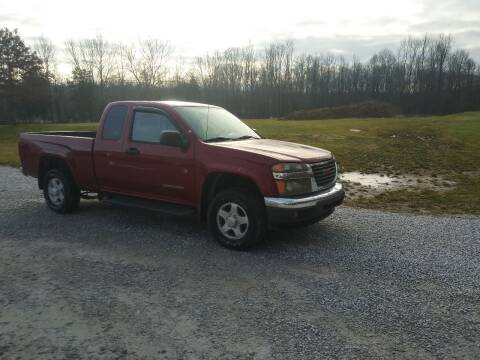 2004 GMC Canyon for sale at Doyle's Auto Sales and Service in North Vernon IN
