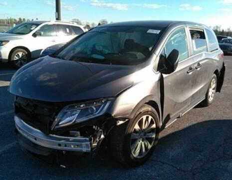 2019 Honda Odyssey for sale at STS Automotive - Miami, FL in Miami FL