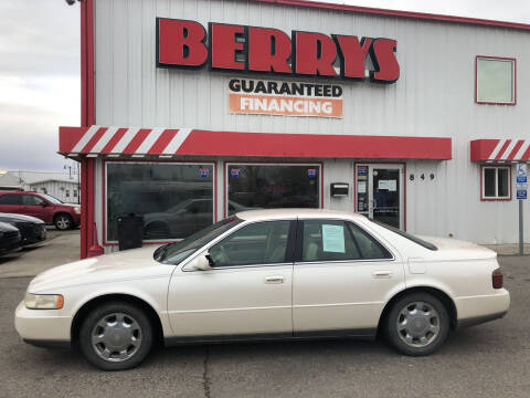 2000 Cadillac Seville for sale at Berry's Cherries Auto in Billings MT