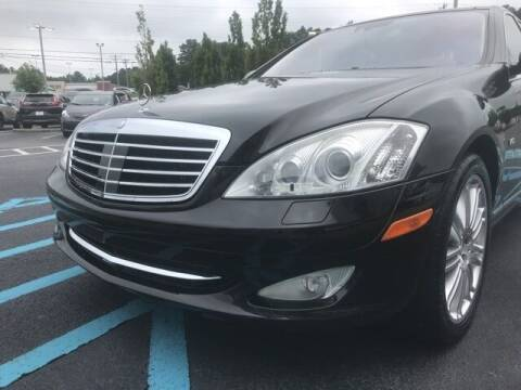 2008 Mercedes-Benz S-Class for sale at Southern Auto Solutions - Lou Sobh Honda in Marietta GA