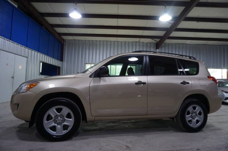 2011 Toyota RAV4 for sale at SOUTHWEST AUTO CENTER INC in Houston TX