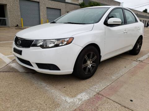 2011 Kia Forte for sale at ZNM Motors in Irving TX