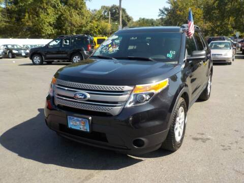 2012 Ford Explorer for sale at United Auto Land in Woodbury NJ