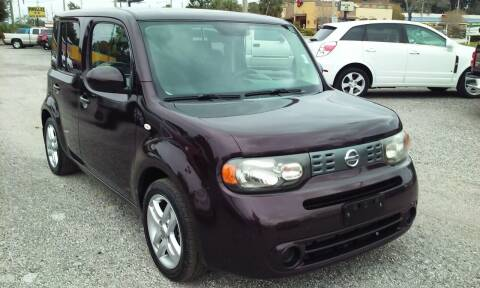 2009 Nissan cube for sale at Pinellas Auto Brokers in Saint Petersburg FL