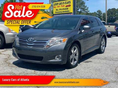2011 Toyota Venza for sale at Luxury Cars of Atlanta in Snellville GA