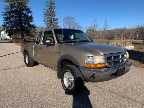 1999 Ford Ranger for sale at 100% Auto Wholesalers in Attleboro MA