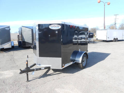 2021 Continental Cargo V-Series 5x8 for sale at Jerry Moody Auto Mart - Trailers in Jeffersontown KY