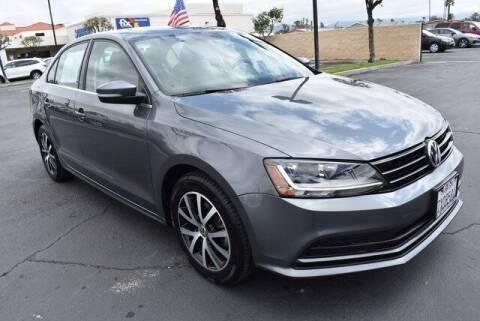 2017 Volkswagen Jetta for sale at DIAMOND VALLEY HONDA in Hemet CA