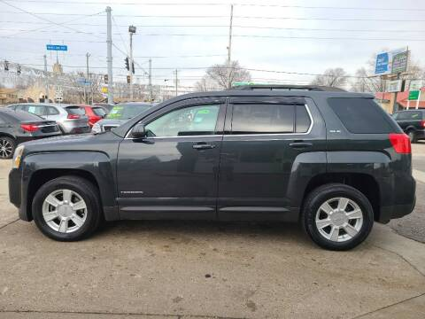 2013 GMC Terrain for sale at Bob Boruff Auto Sales in Kokomo IN
