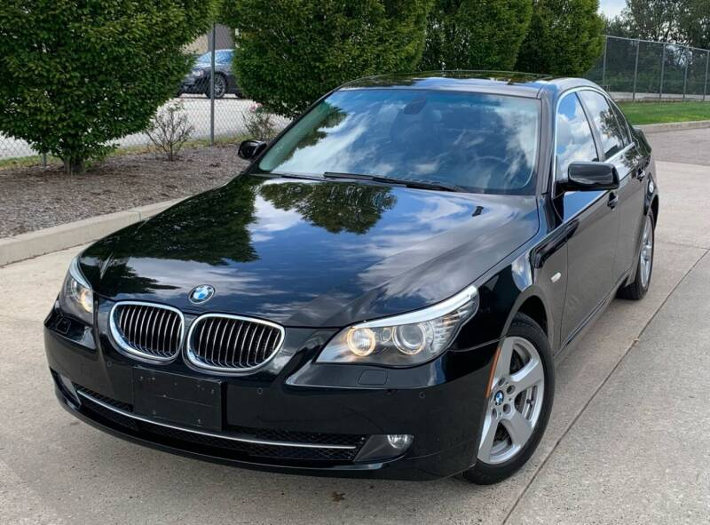 2008 BMW 5 Series for sale at Car Expo US, Inc in Philadelphia PA