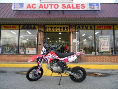 2020 Apollo 2831 SOLD X14 Semi-Automatic for sale at A C Auto Sales in Elkton MD