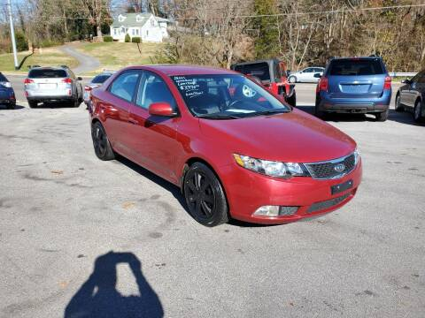 2011 Kia Forte for sale at DISCOUNT AUTO SALES in Johnson City TN
