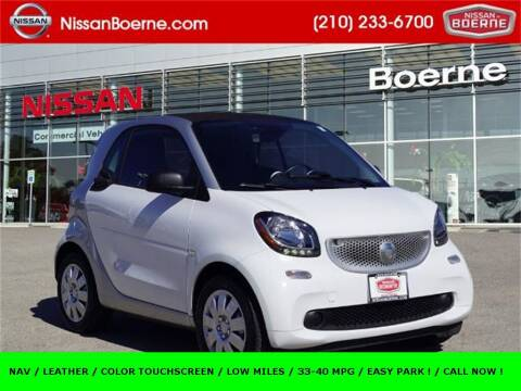 2017 Smart fortwo for sale at Nissan of Boerne in Boerne TX