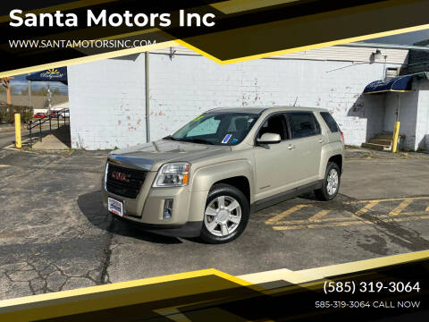 2013 GMC Terrain for sale at Santa Motors Inc in Rochester NY