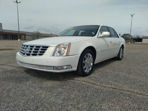 2006 Cadillac DTS for sale at Auto District in Baytown TX