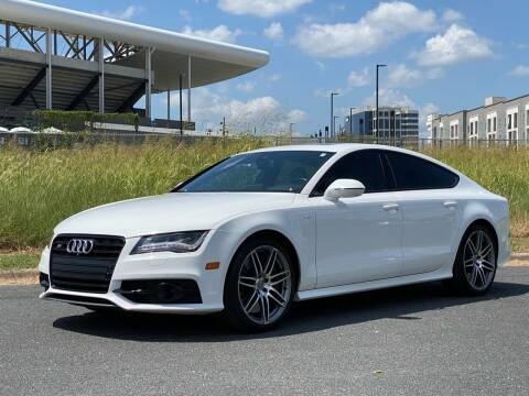 2014 Audi S7 for sale at EA Motorgroup in Austin TX