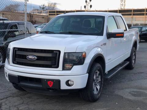 2014 Ford F-150 for sale at Top Gear Cars LLC in Lynn MA