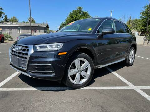 2018 Audi Q5 for sale at Autodealz of Fresno in Fresno CA