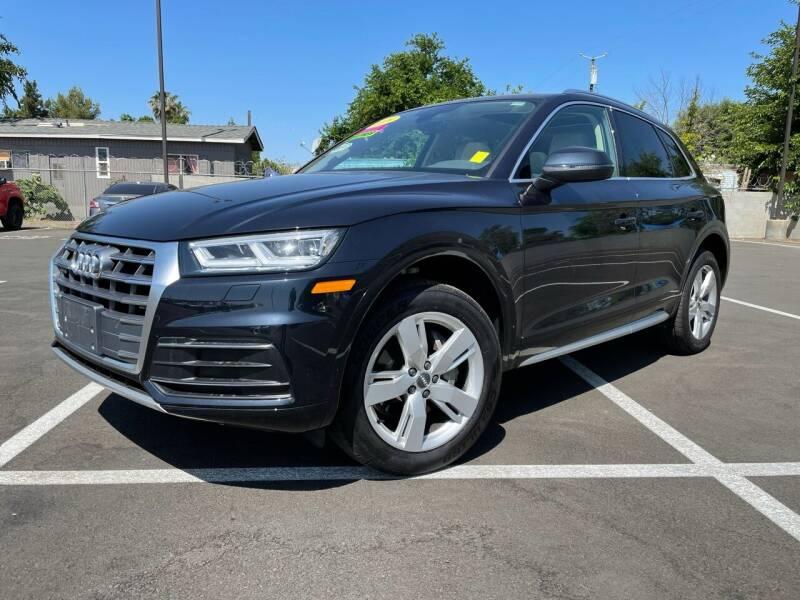 2018 Audi Q5 for sale at Used Cars Fresno Inc in Fresno CA