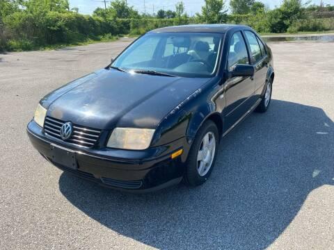 2002 Volkswagen Jetta for sale at Mr. Auto in Hamilton OH