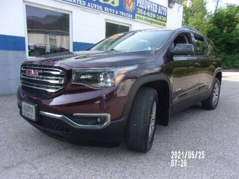 2017 GMC Acadia for sale at Allen's Pre-Owned Autos in Pennsboro WV