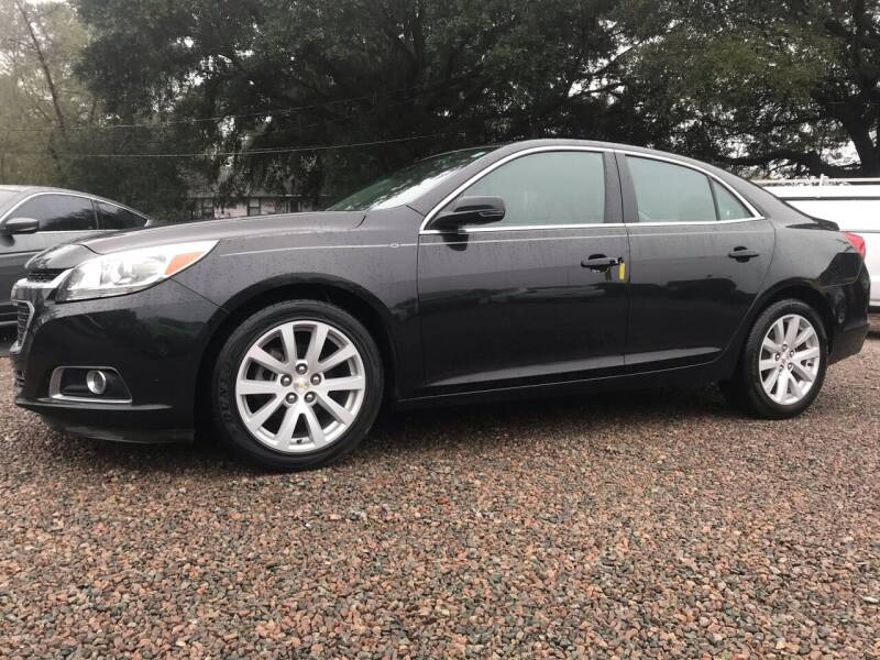 2014 Chevrolet Malibu for sale at #1 Auto Liquidators in Yulee FL