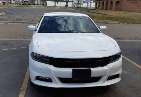 2015 Dodge Charger for sale at L&T Auto Sales in Three Rivers MI