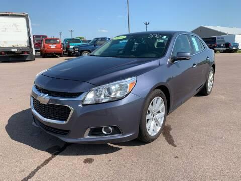 2014 Chevrolet Malibu for sale at De Anda Auto Sales in South Sioux City NE