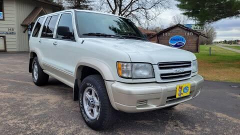2000 Isuzu Trooper for sale at Shores Auto in Lakeland Shores MN