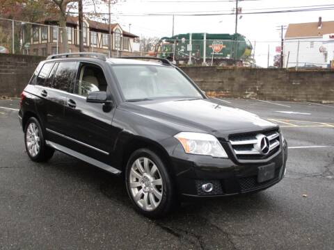 2010 Mercedes-Benz GLK for sale at Park Motor Cars in Passaic NJ