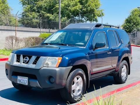 2006 Nissan Xterra for sale at United Star Motors in Sacramento CA