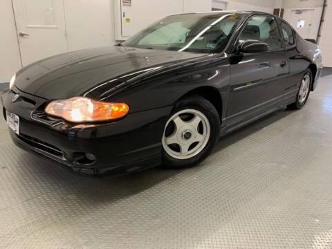 2002 Chevrolet Monte Carlo for sale at TOWNE AUTO BROKERS in Virginia Beach VA