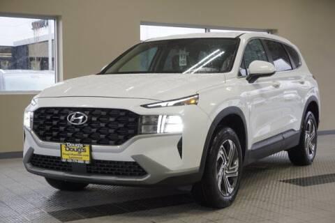 2021 Hyundai Santa Fe for sale at Jeremy Sells Hyundai in Edmunds WA