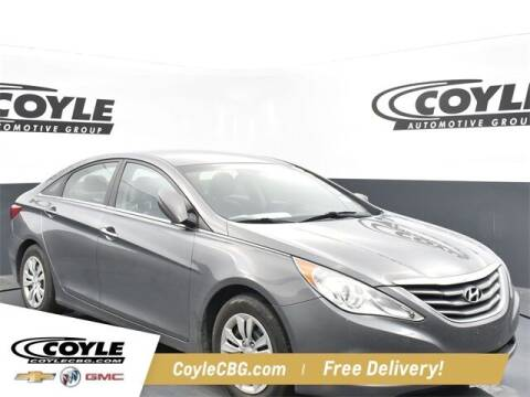 2011 Hyundai Sonata for sale at COYLE GM - COYLE NISSAN - New Inventory in Clarksville IN
