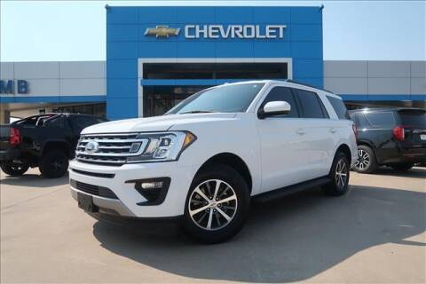 2019 Ford Expedition for sale at Lipscomb Auto Center in Bowie TX