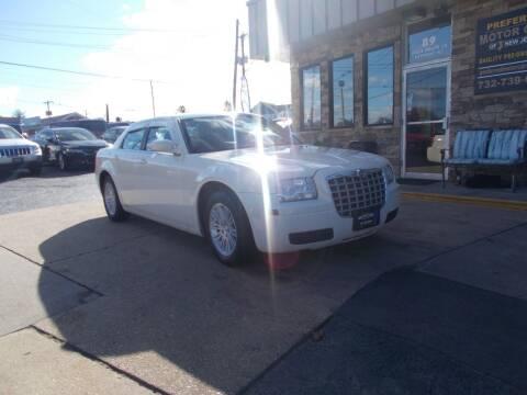 2009 Chrysler 300 for sale at Preferred Motor Cars of New Jersey in Keyport NJ