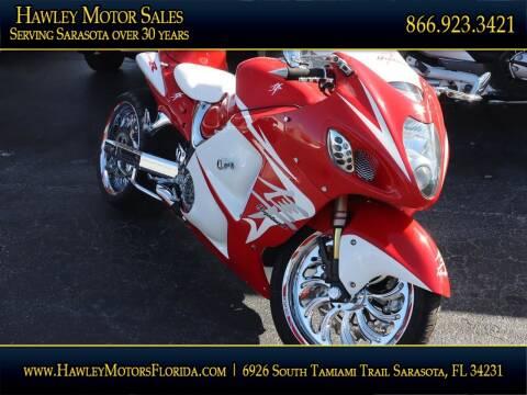 2004 Suzuki Hayabusa for sale at Hawley Motor Sales in Sarasota FL