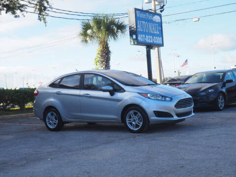 2018 Ford Fiesta for sale at Winter Park Auto Mall in Orlando FL