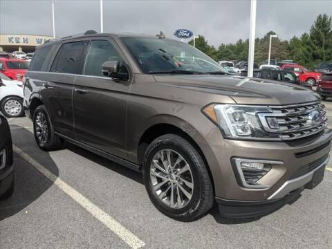 2018 Ford Expedition for sale at Ken Wilson Ford in Canton NC
