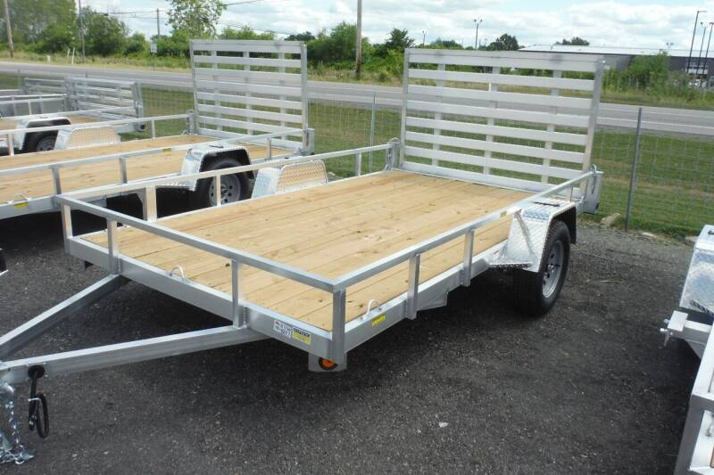 2021 Quality Steel 82X12 ALUMINUM for sale at Bryan Auto Depot in Bryan OH
