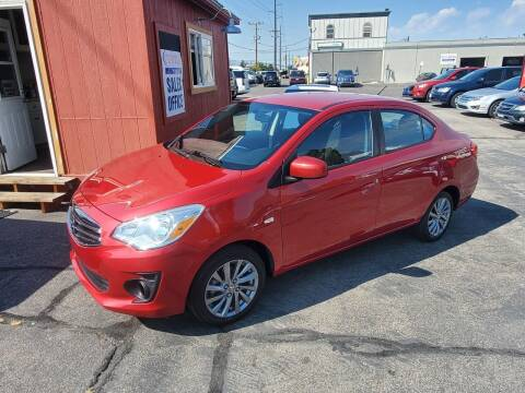 2018 Mitsubishi Mirage G4 for sale at Curtis Auto Sales LLC in Orem UT