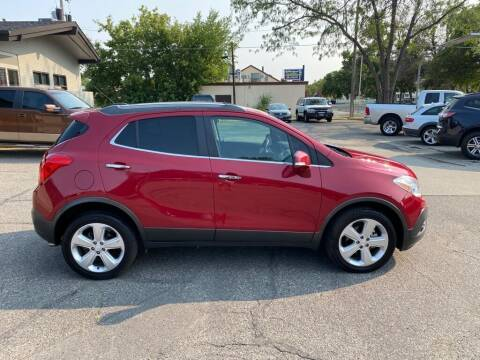 2015 Buick Encore for sale at Auto Outlet in Billings MT