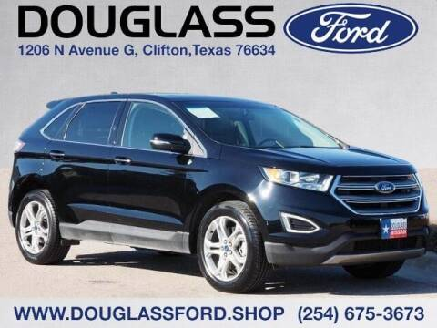 2017 Ford Edge for sale at Douglass Automotive Group - Douglas Ford in Clifton TX