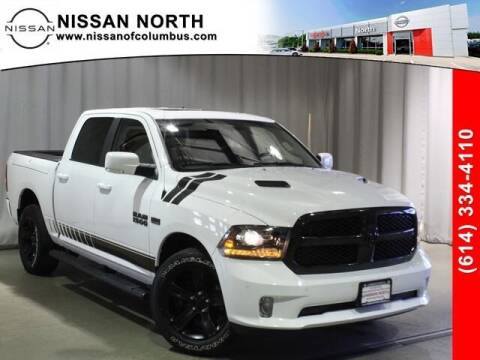 2018 RAM Ram Pickup 1500 for sale at Auto Center of Columbus in Columbus OH