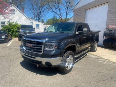 2009 GMC Sierra 2500HD for sale at Vertucci Automotive Inc in Wallingford CT