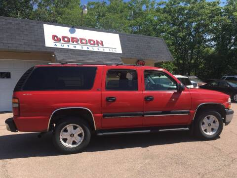 2001 Chevrolet Suburban for sale at Gordon Auto Sales LLC in Sioux City IA