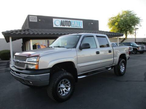 2005 Chevrolet Silverado 1500 for sale at Auto Hall in Chandler AZ